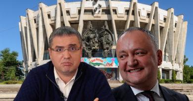 Foto Додон о возможном сотрудничестве с Ренато Усатым: «Усатому больше подошла бы должность главы цирка» 4 01.08.2021