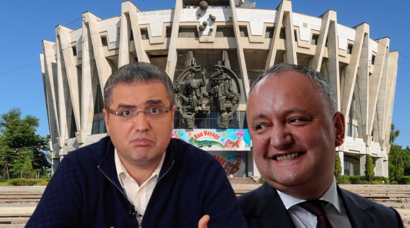 Додон о возможном сотрудничестве с Ренато Усатым: «Усатому больше подошла бы должность главы цирка» 1 18.04.2021