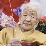 В Японии старейшая жительница планеты  повезет олимпийский огонь на инвалидной коляске 4 08.03.2021