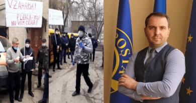 """Directorul interimar al întreprinderii """"Poșta Moldovei"""" respinge acuzațiile poștașilor de la Bălți"""