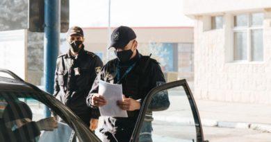 Încălcările depistate săptămâna trecută la frontiera de stat. 46 cetățeni străini au primit refuz de a intra în țară