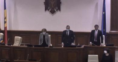 /VIDEO/ Gafa Parlamentului despre moartea scriitorului Spiridon Vanghelie a ajuns și peste Prut