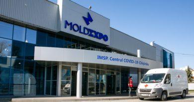 На территории Moldexpo за год приняли более 30 тысяч covid-пациентов 3 11.05.2021