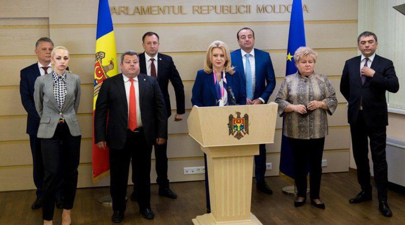 Готовится законопроект о запрете партии «ȘOR» 1 18.04.2021