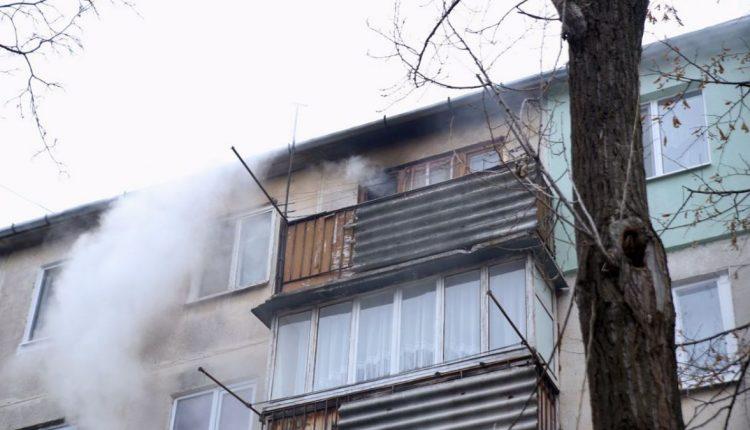 /FOTO/ Incendiu la Bălți. O femeie și-a pierdut viața