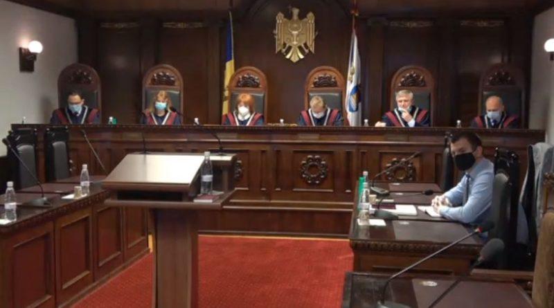 """Конституционный суд признал неконституционным закон, принятый Партией социалистов и """"Pentru Moldova"""" «об украденном миллиарде» 1 14.04.2021"""