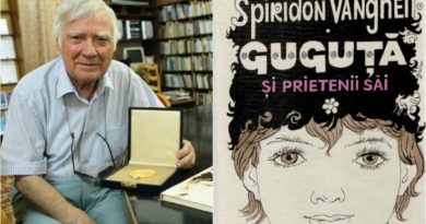 Foto 88-летний писатель Спиридон Вангели вылечился от коронавируса 2 29.07.2021