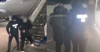 /VIDEO/ Un bărbat din raionul Drochia extrădat din Rusia, după ce a fost anunțat patru ani în căutare internațională