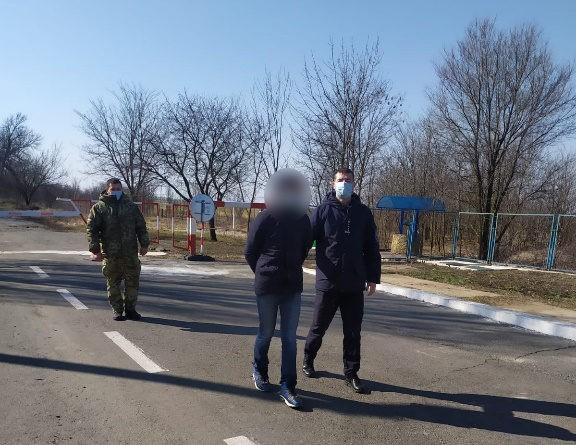 """Совместными усилиями молдавские и украинские пограничники поймали малолетнего """"бегуна"""" (Видео) 1 14.04.2021"""