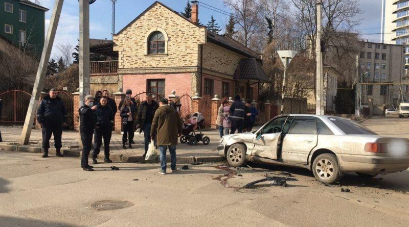 Oamenii legii au identificat persoana, care a provocat accidentul rutier de 8 martie la Bălți