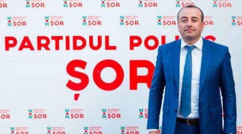"""Foto Депутат от партии """"ȘOR"""" Петру Жардан задержан на 72 часа 1 29.07.2021"""