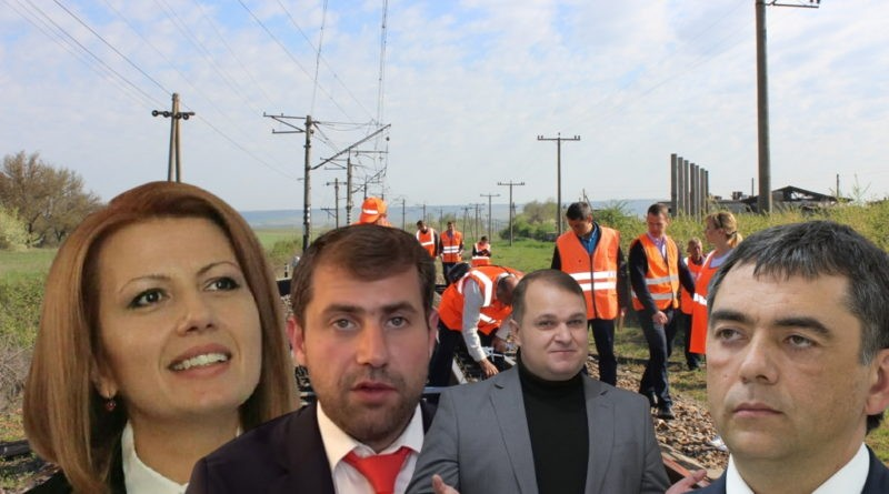 Сотрудники Железной дороги Молдовы призвали депутатов отказаться от половины зарплаты и пособий, чтобы помочь железнодорожникам 1 11.05.2021