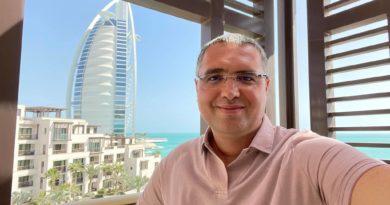 Foto Примар Бэлць Ренато Усатый отправился на несколько дней в Дубай 2 05.08.2021