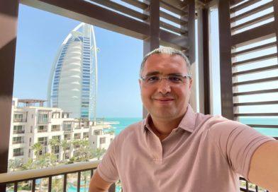 Примар Бэлць Ренато Усатый отправился на несколько дней в Дубай