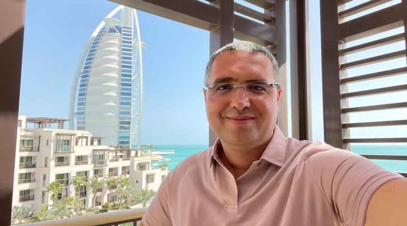 Примар Бэлць Ренато Усатый отправился на несколько дней в Дубай 3 17.04.2021