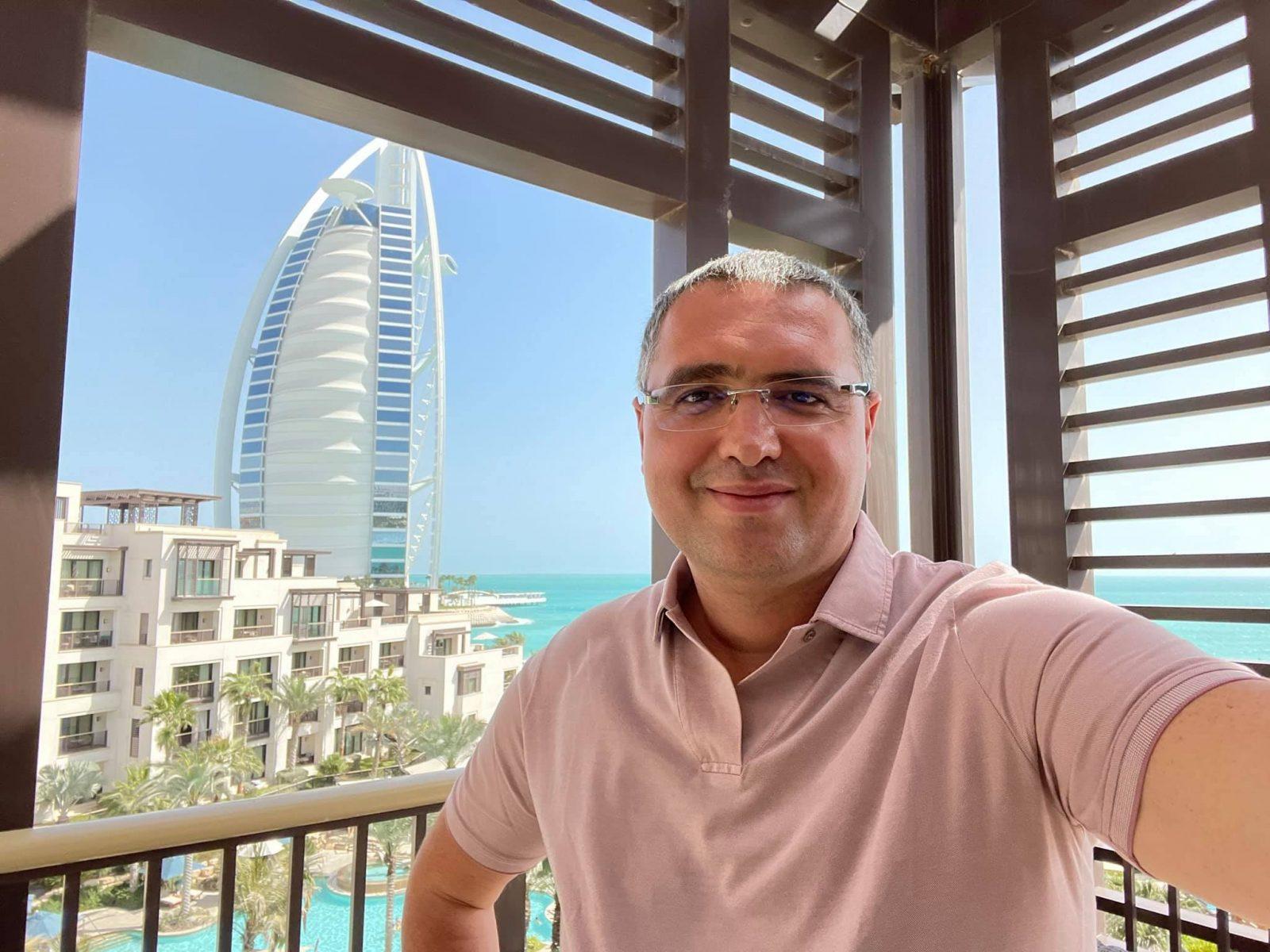 Примар Бэлць Ренато Усатый отправился на несколько дней в Дубай 9 17.04.2021