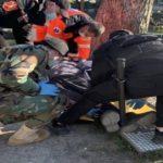 Un bărbat a fost ajutat de carabinieri, după ce fost găsit inconștient pe o stradă din orașul Bălți
