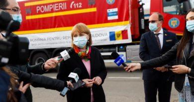 Foto Еще одну партию вакцины против COVID-19 доставили из Румынии в Молдову 3 24.07.2021
