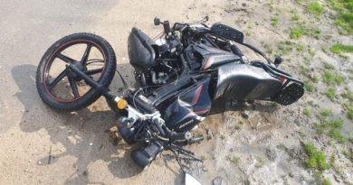 Accident de motocicletă în raionul Fălești. Un copil de 4 ani a ajuns la spital
