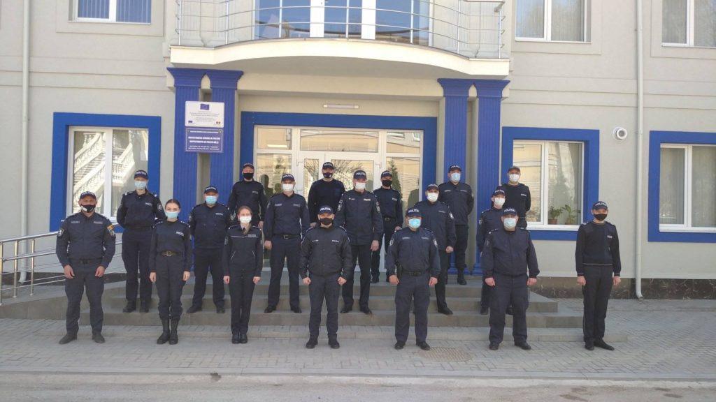 /FOTO/ Un nou sediu de poliție după standardele europene a fost inaugurat în municipiul Bălți 1 11.05.2021