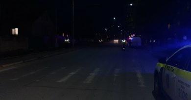 Un femeie a ajuns la spital, după ce a fost lovit de o mașină pe o trecere de pietoni din Bălți