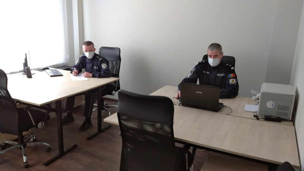 /FOTO/ Un nou sediu de poliție după standardele europene a fost inaugurat în municipiul Bălți 2 11.05.2021