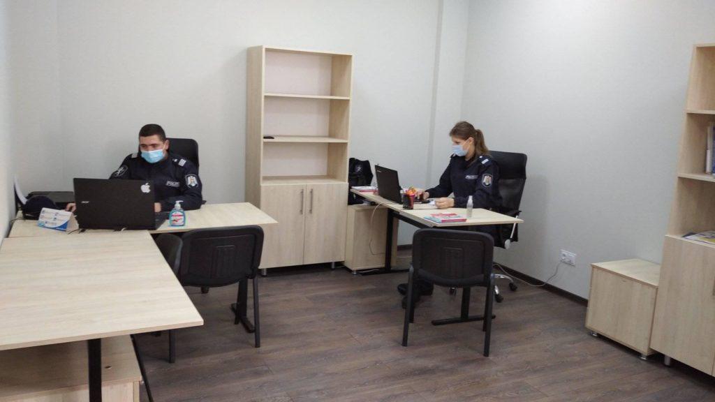 /FOTO/ Un nou sediu de poliție după standardele europene a fost inaugurat în municipiul Bălți 4 11.05.2021