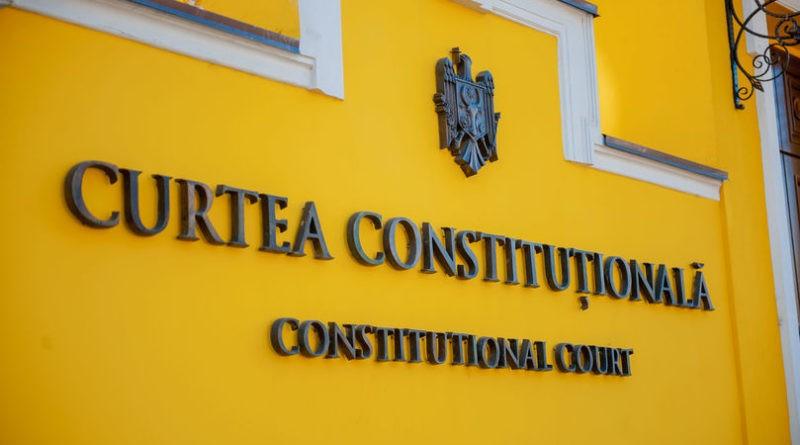 /ULTIMA ORĂ/ Curtea Constituțională a constatat existența circumstanțelor de dizolvare a Parlamentului