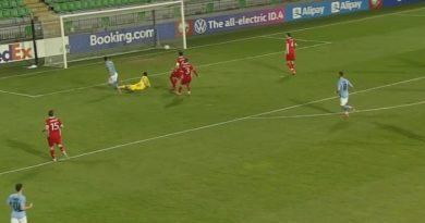 Сборная Израиля по футболу разгромила Молдову в матче отбора ЧМ-2022 4 12.05.2021