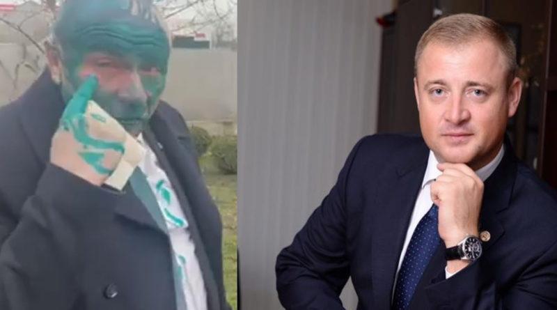 Георге Кавкалюк: Представитель Платформы DA, вице-председатель Сынжерейского района, злоупотребил служебным положением и был вакцинирован в ущерб врачам 10 17.04.2021