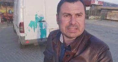 Георгий Кавкалюк: Костюк сам облил зеленкой свое авто 4 11.05.2021