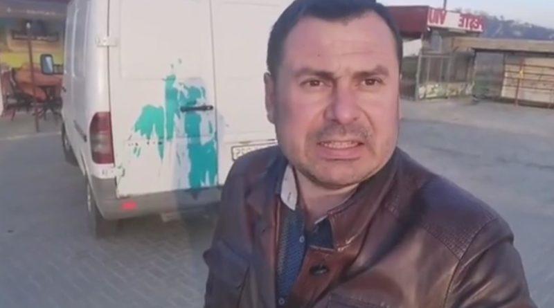 Георгий Кавкалюк: Костюк сам облил зеленкой свое авто 5 17.04.2021