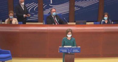 Foto Главные темы выступления президента Майи Санду в Парламентской ассамблеи совета Европы 3 16.06.2021