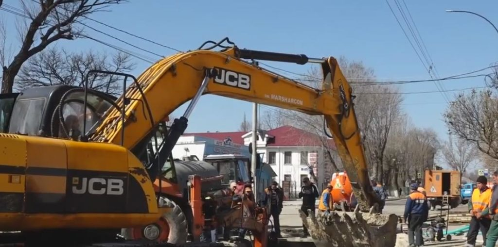Улица Киевская остаётся закрытой, на ее ремонт требуется более 100 млн леев и 20 месяцев работы 2 11.05.2021