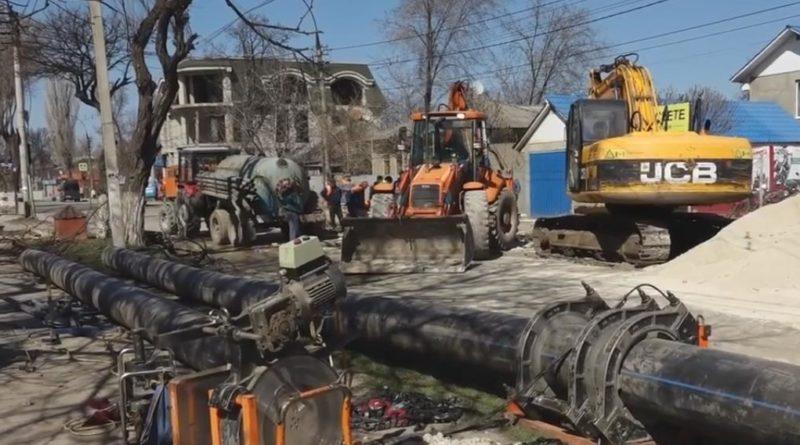 Улица Киевская остаётся закрытой, на ее ремонт требуется более 100 млн леев и 20 месяцев работы 32 12.05.2021