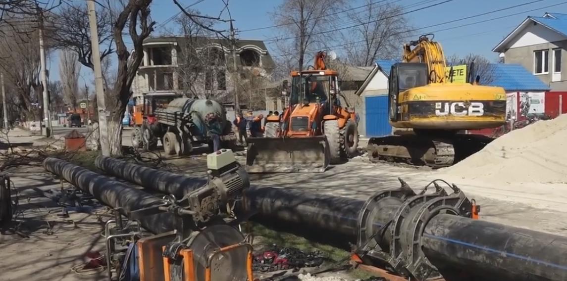 Улица Киевская остаётся закрытой, на ее ремонт требуется более 100 млн леев и 20 месяцев работы 11 11.05.2021