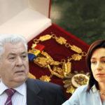 Владимир Воронин: Я не принял Орден Республики от Додона, не приму его и от Майи Санду 9 12.04.2021