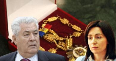 Foto Владимир Воронин: Я не принял Орден Республики от Додона, не приму его и от Майи Санду 2 21.09.2021