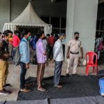 Индия вышла на второе место в мире по числу заражений коронавирусом 28 13.04.2021