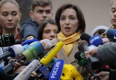 Президент Майя Санду сообщила, что подпишет указ о роспуске парламента 10-го созыва