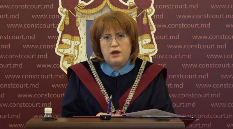 Foto Домника Маноле остается. Конституционный суд отменил решение парламента об отзыве назначения судьи 1 22.09.2021