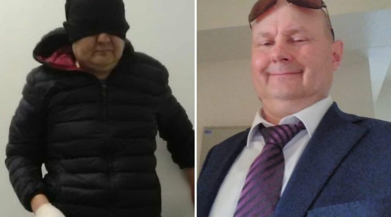 Украинского судью Николая Чауса перевозили в багажнике авто, принадлежащего посольству Украины 1 18.04.2021