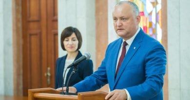 Foto Игорь Додон: Мы будем отстаивать наши национальные интересы и бороться за нашу Родину 3 14.06.2021