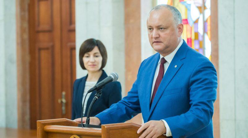 Игорь Додон: Мы будем отстаивать наши национальные интересы и бороться за нашу Родину 1 11.05.2021
