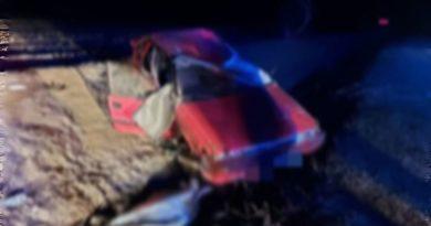 Grav accident în raionul Sângerei. O tânără de 18 ani și-a pierdut viața