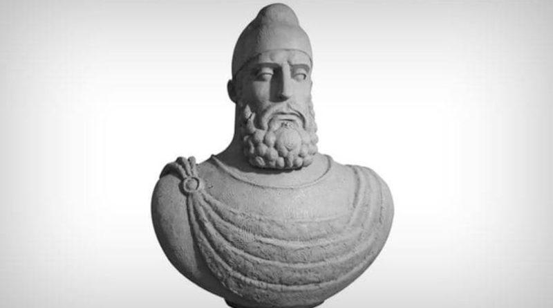 La Edineț va fi instalat un bust din bronz al regelui Decebal