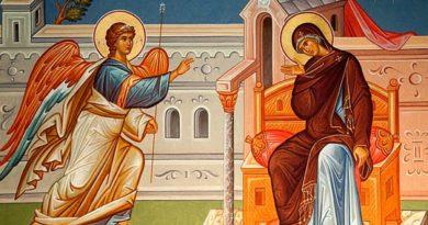 Сегодня православная церковь празднует Благовещение 2 14.04.2021