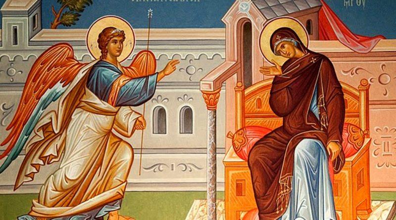 Сегодня православная церковь празднует Благовещение 7 17.04.2021