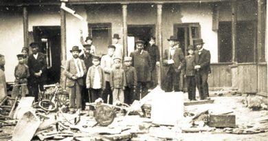 Foto 6 апреля 1903 года случился Еврейский погром на улицах Кишинева 3 25.07.2021