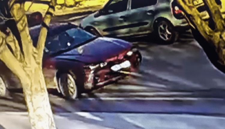 /VIDEO/ Accident la Bălți. Oamenii legii caută șoferul care a provocat accidentul și a fugit de la fața locului